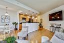 Mounted TV Conveys! - 3600 S GLEBE RD #222W, ARLINGTON