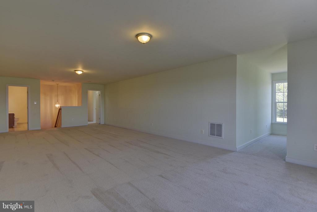 3rd Level Room with Full Bath - 42144 HEATERS ISLAND CT, LEESBURG