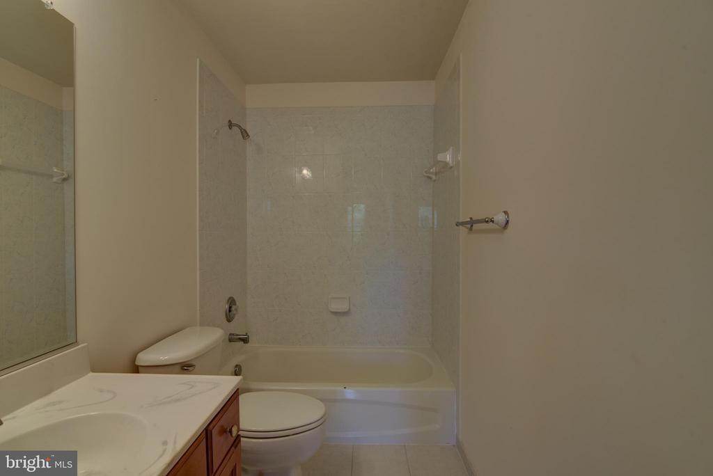 Full Bathroom Basement - 42144 HEATERS ISLAND CT, LEESBURG