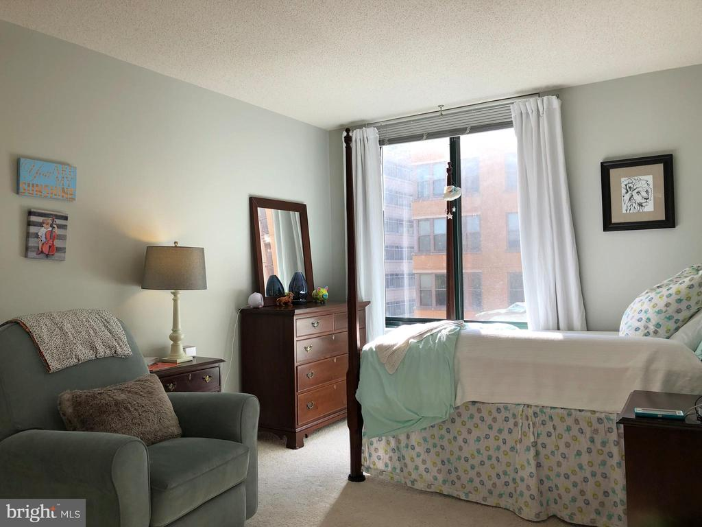 Second Master Suite - 1201 N GARFIELD ST #507, ARLINGTON