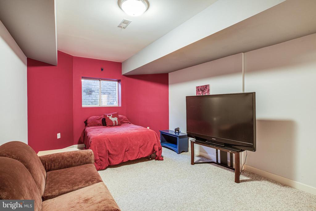Extra room on Lower Level - 112 CARROLL CIR, FREDERICKSBURG