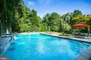 Large outdoor pool - 112 CARROLL CIR, FREDERICKSBURG