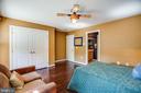 Bedroom #6 - 112 CARROLL CIR, FREDERICKSBURG