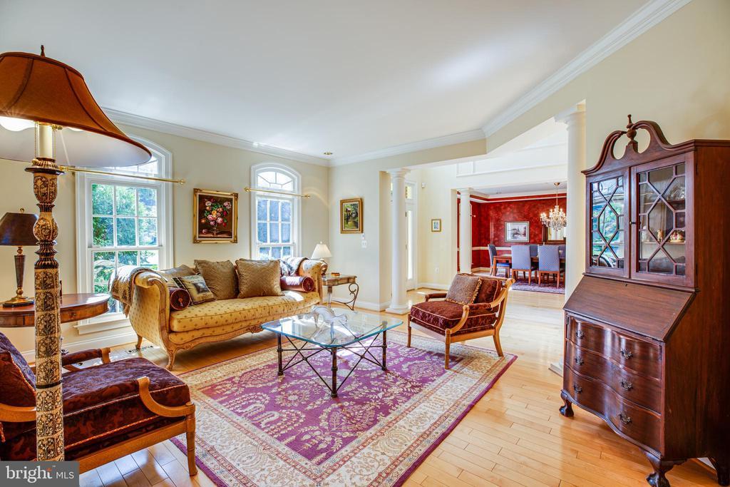 Formal Living room - 112 CARROLL CIR, FREDERICKSBURG