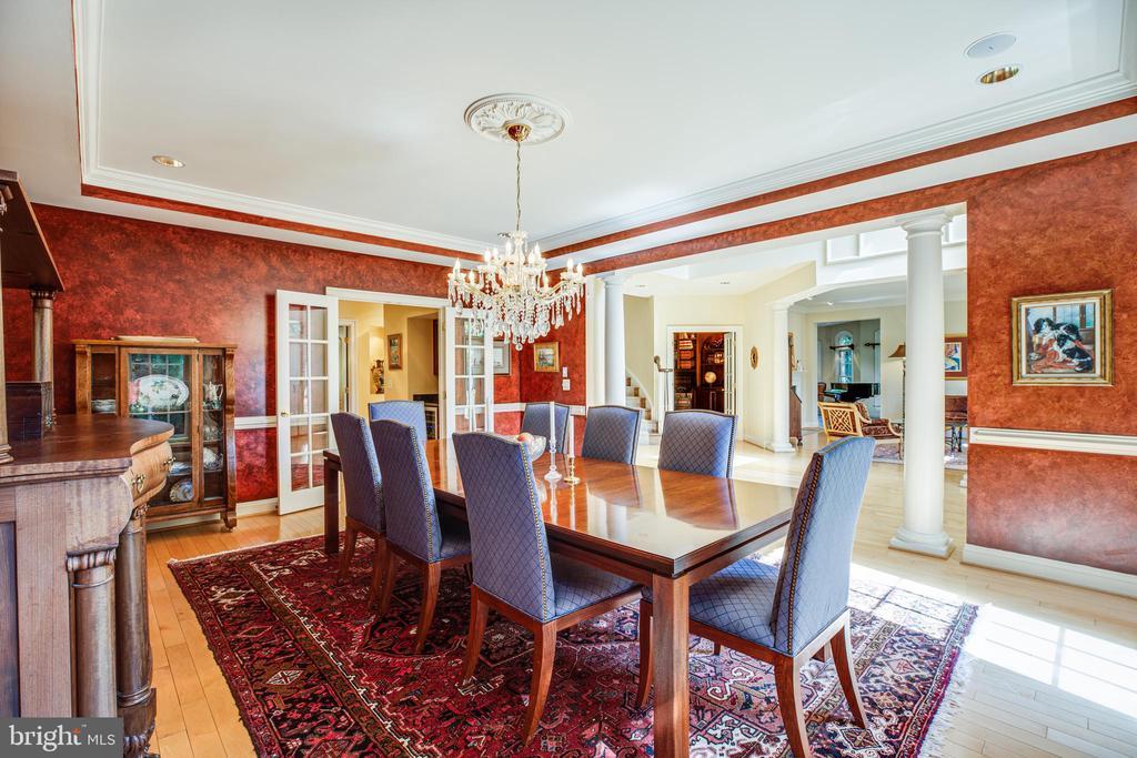 Formal Dining Room - 112 CARROLL CIR, FREDERICKSBURG