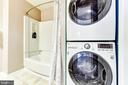 Laundry with bath - 1849 N UHLE ST #1, ARLINGTON