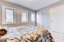 Guest bedroom - 1849 N UHLE ST #1, ARLINGTON