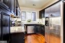 Updated kitchen - 1849 N UHLE ST #1, ARLINGTON