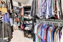 Walk in closet - 1849 N UHLE ST #1, ARLINGTON