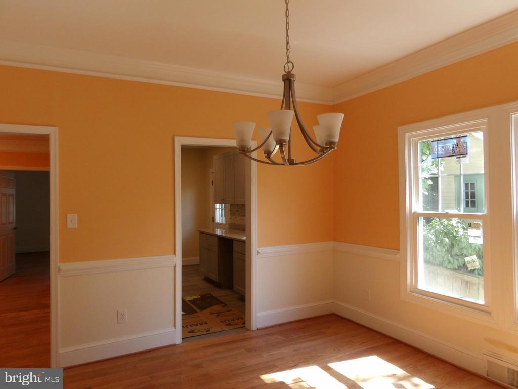Dining Room - 2800 N PERSHING DR, ARLINGTON