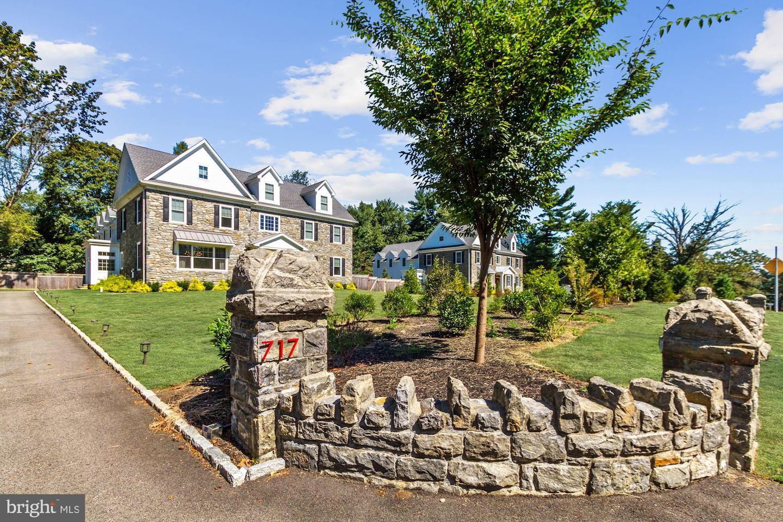 Single Family Homes للـ Sale في Narberth, Pennsylvania 19072 United States
