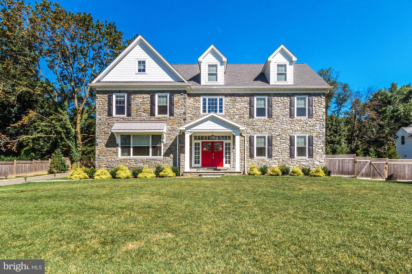 Single Family Homes for Sale at Narberth, Pennsylvania 19072 United States