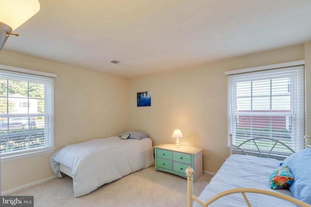 Lower Level Bedroom 4 - 9083 ANDROMEDA DR, BURKE