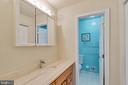 Master Bathroom - 9083 ANDROMEDA DR, BURKE