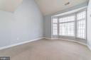 Master Bedroom with lots of natural light - 5326 43RD ST NW, WASHINGTON
