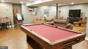 HUGE basement rec room - 9355 DEVILBISS BRIDGE RD, WALKERSVILLE