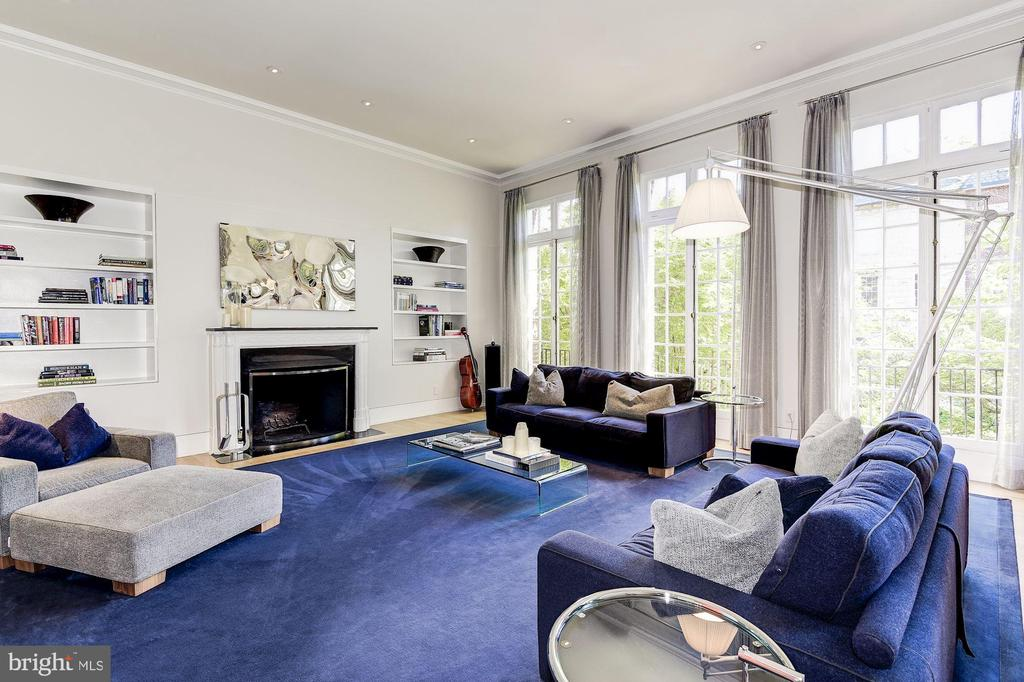 Living Room - 2019 R ST NW, WASHINGTON