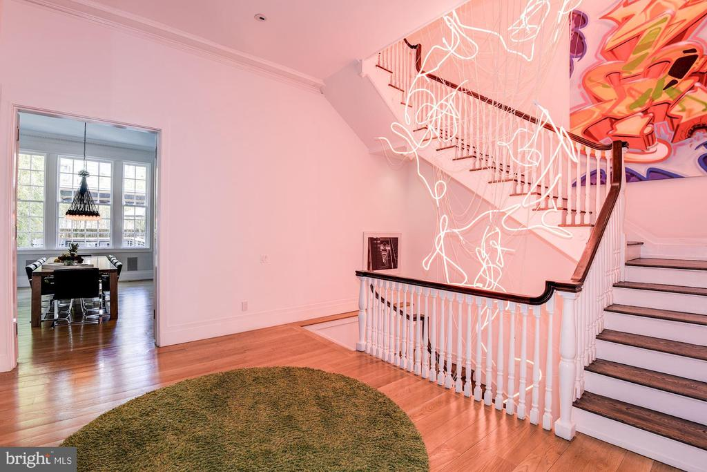 Second Floor Landing - 2019 R ST NW, WASHINGTON