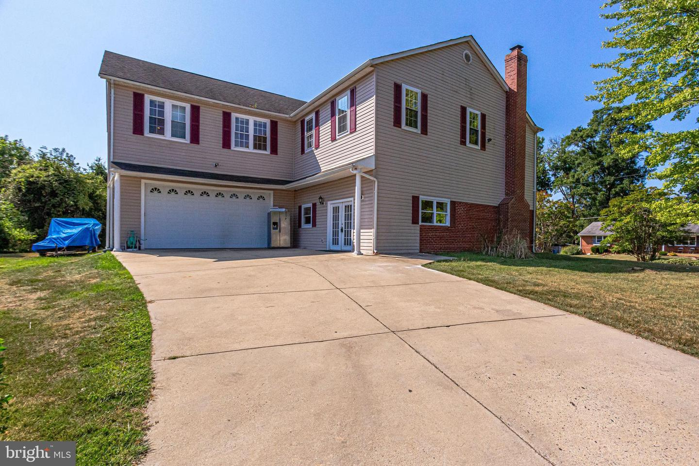 Single Family Homes for Sale at Springfield, Virginia 22151 United States