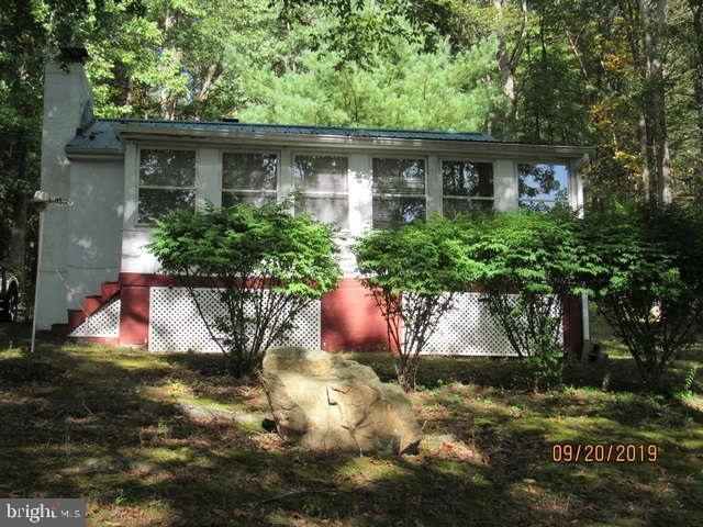Single Family Homes pour l Vente à Upperstrasburg, Pennsylvanie 17265 États-Unis