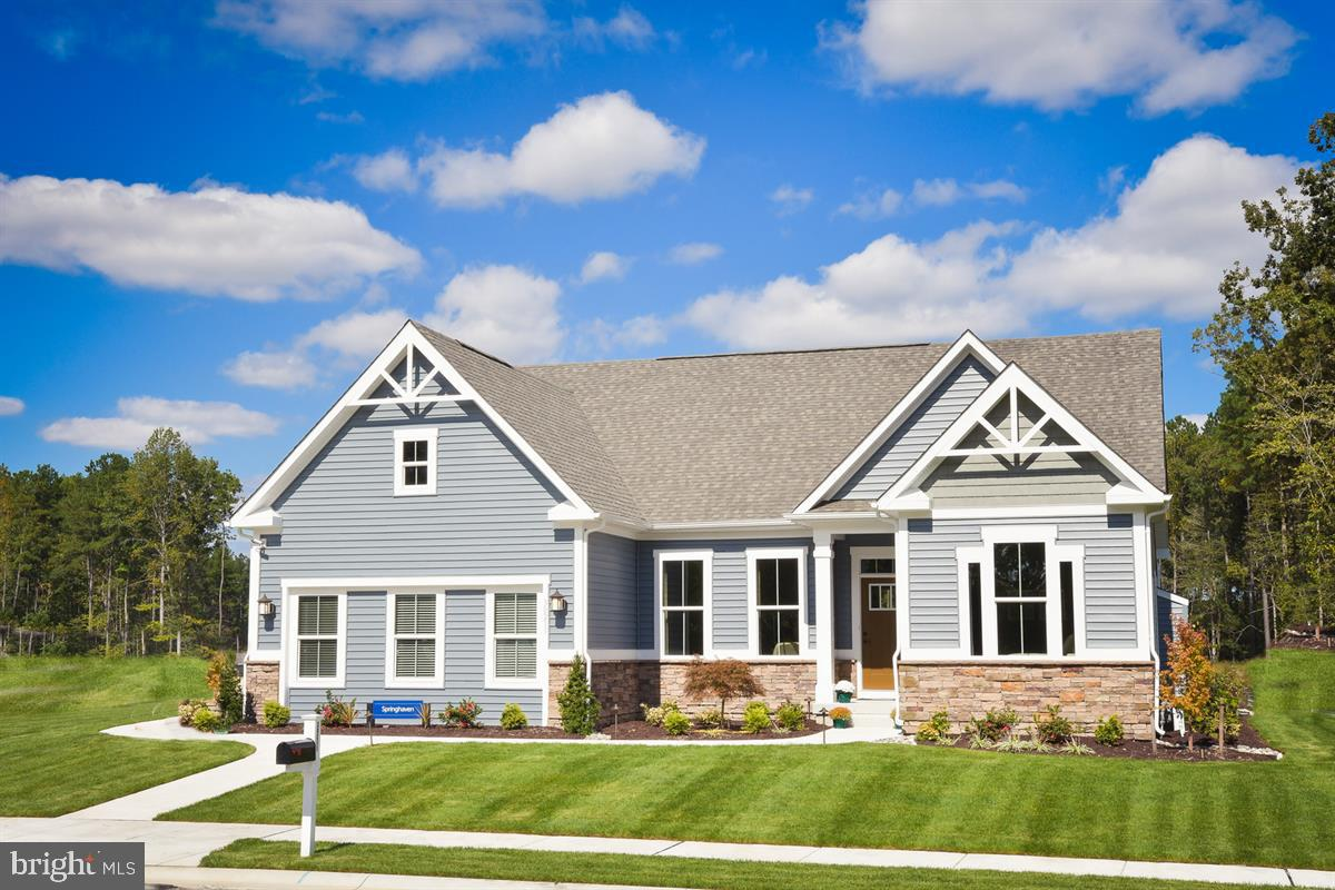 Single Family Homes por un Venta en Harbeson, Delaware 19951 Estados Unidos