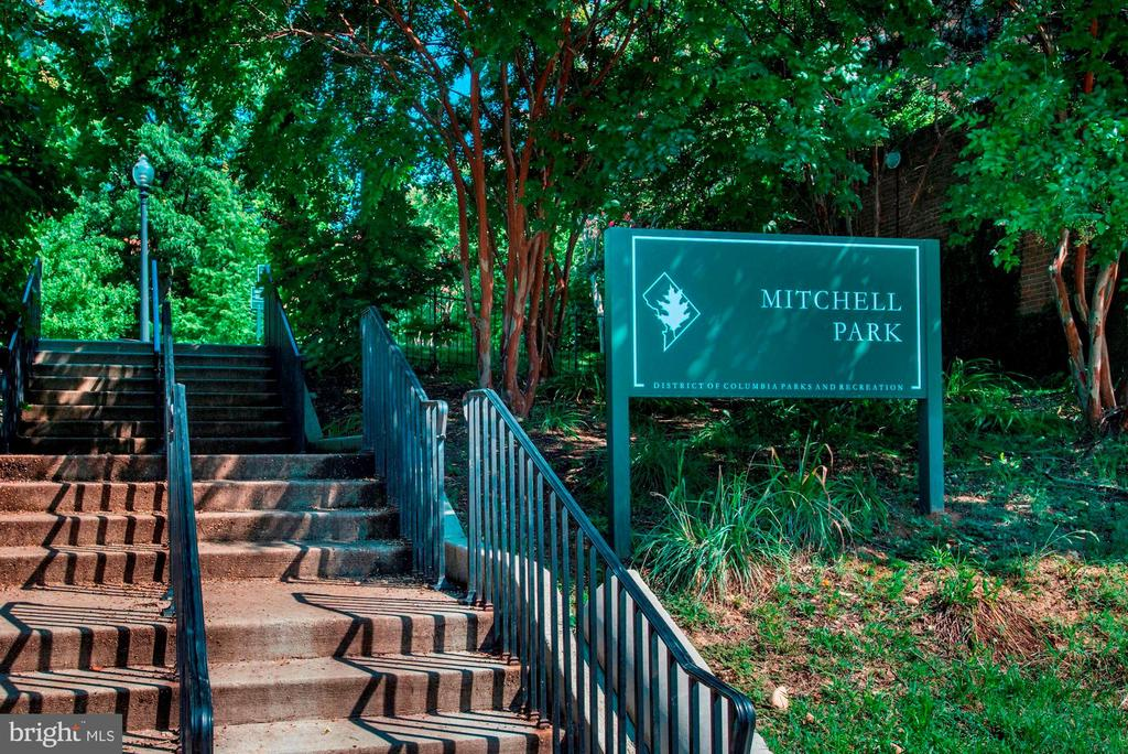 Mitchell Park, at 23rd and S St - 2101 CONNECTICUT AVE NW #66, WASHINGTON