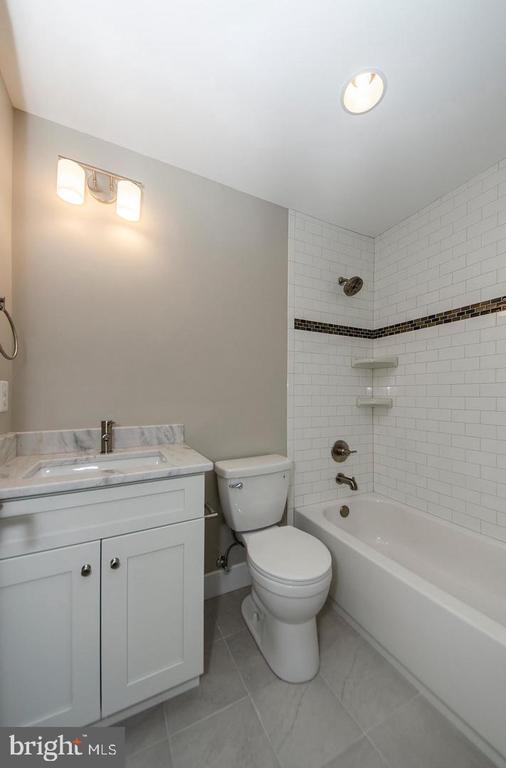 Bathroom - 7534 LISLE AVE, FALLS CHURCH