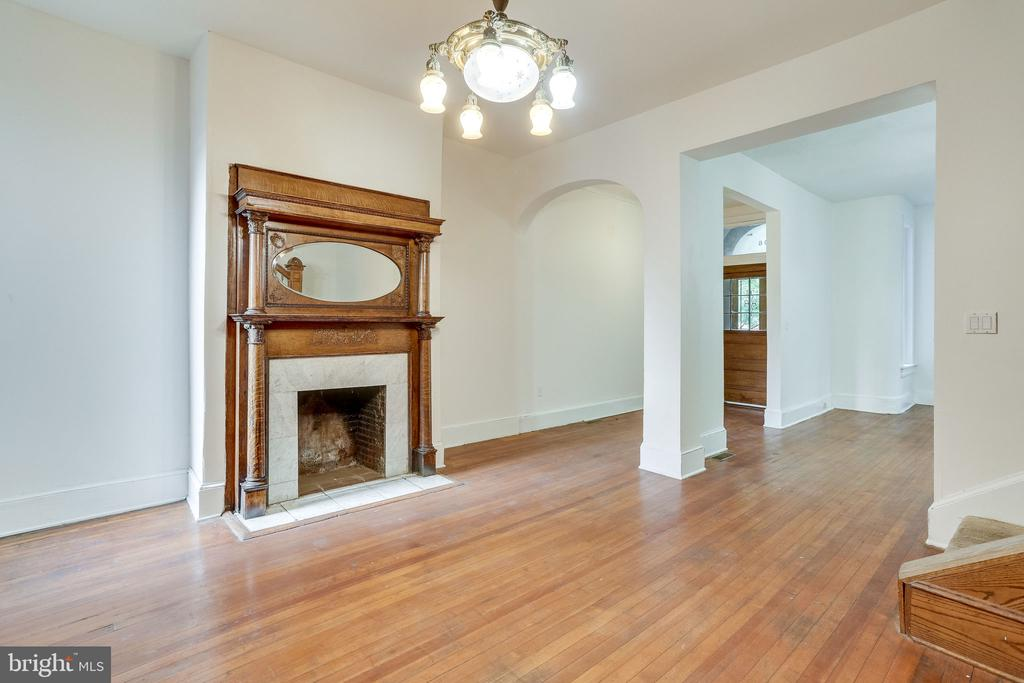 Formal Dining Room - 1306 EUCLID ST NW, WASHINGTON