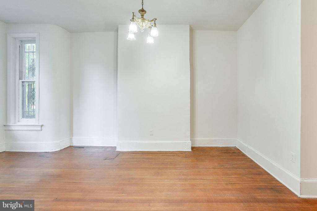 Living Room - 1306 EUCLID ST NW, WASHINGTON