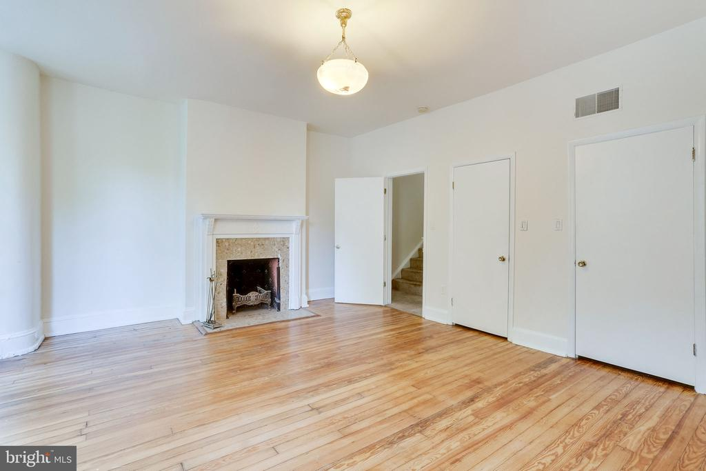 Second Floor Front Bedroom - 1306 EUCLID ST NW, WASHINGTON