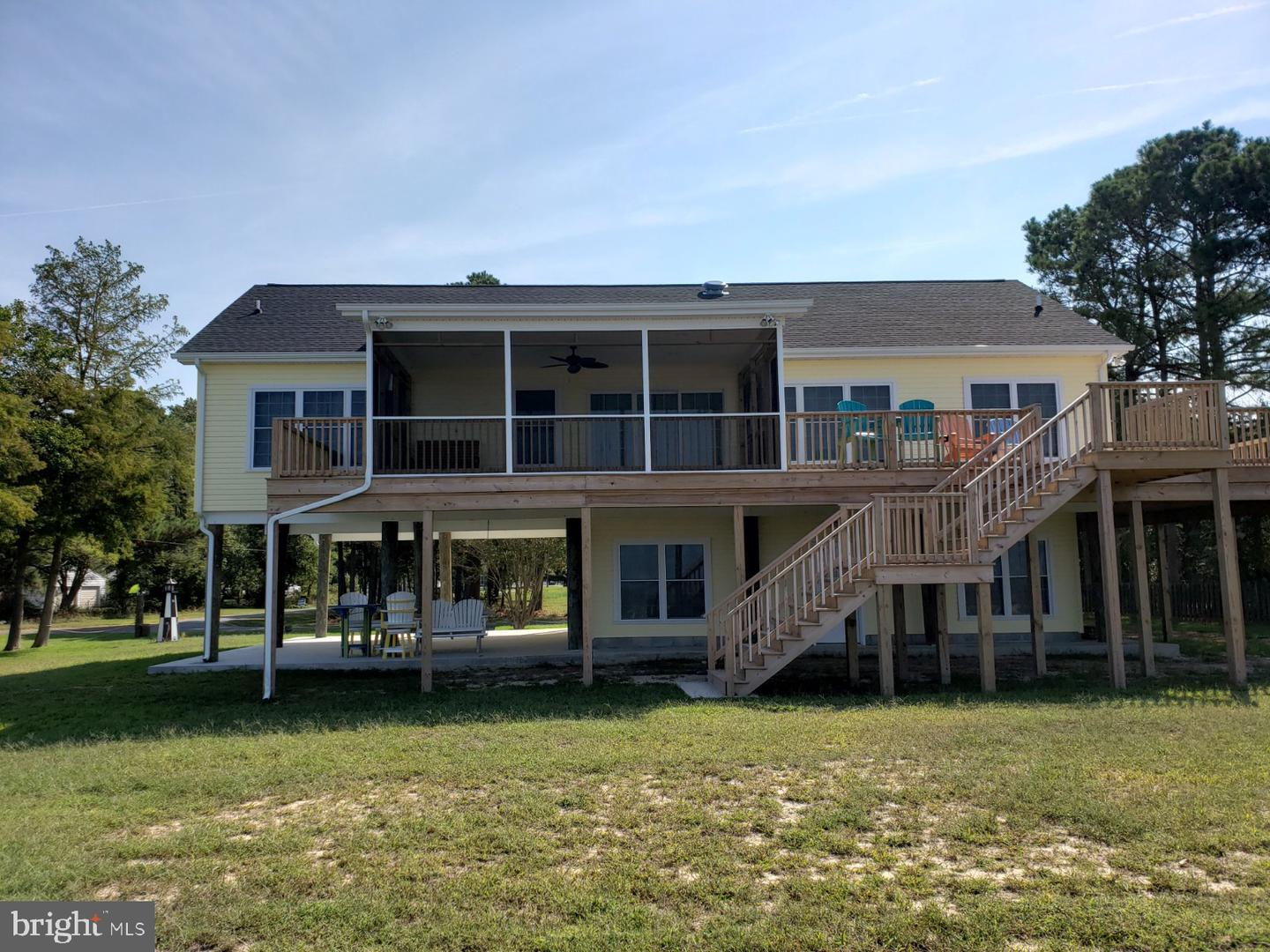 Single Family Homes for Sale at Deal Island, Maryland 21821 United States