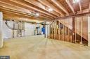 Storage Room - utilities around the corner - 39278 KARLINO CT, HAMILTON
