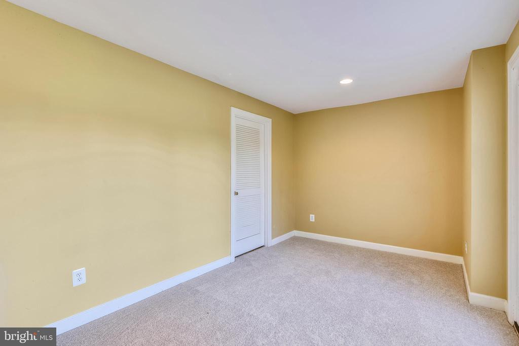 At far end of finished basement -door to utilities - 39278 KARLINO CT, HAMILTON