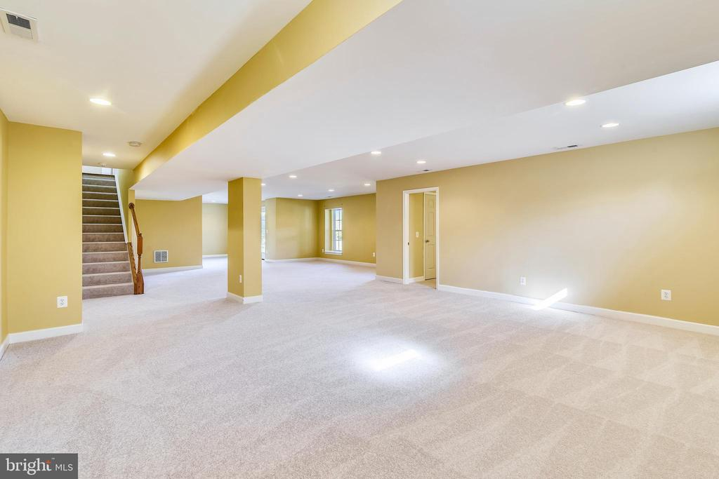Finished basement - 39278 KARLINO CT, HAMILTON