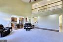 Great Room - 39278 KARLINO CT, HAMILTON