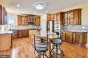 Gourmet Kitchen! - 39278 KARLINO CT, HAMILTON