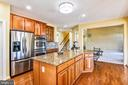 SS appliances include double wall oven. - 39278 KARLINO CT, HAMILTON