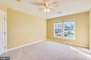 Bedroom #2 also features a walk-in closet - 39278 KARLINO CT, HAMILTON