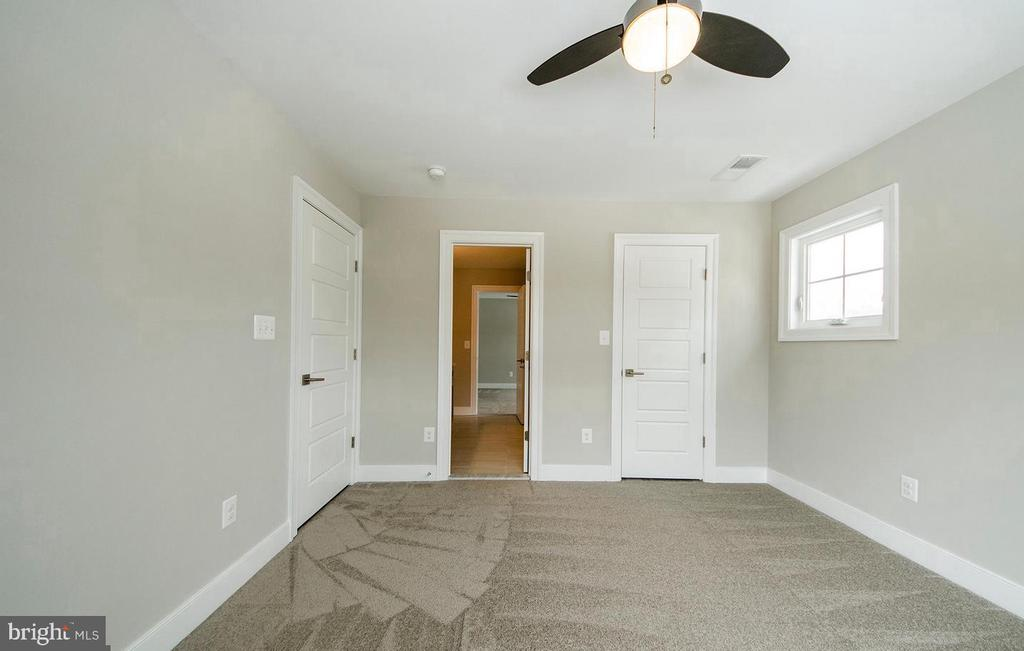 Bedroom #2 (similar model) - 7534 LISLE AVE, FALLS CHURCH