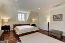 Spacious Master bedroom - 3 BULLARD CIR, ROCKVILLE