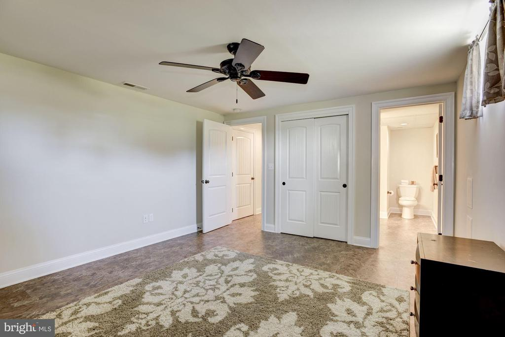 Another basement room with lots of options - 20772 GLEEDSVILLE RD GLEEDSVILLE RD, LEESBURG