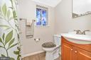 Lower Level 1-Full Bathroom - 11902 MILLBROOKE CT, MONROVIA