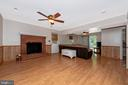 Lower Level 1-Family Room - 11902 MILLBROOKE CT, MONROVIA