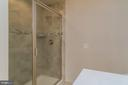 Glass shower door is an optional feature - 88 OLDE CONCORD RD, STAFFORD