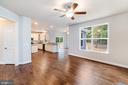 Hardwood flooring included - 88 OLDE CONCORD RD, STAFFORD