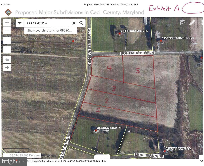 Land for Sale at Chesapeake City, Maryland 21915 United States