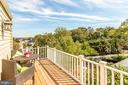 Incredible crow's nest view of river - 307 KENTUCKY AVE, ALEXANDRIA