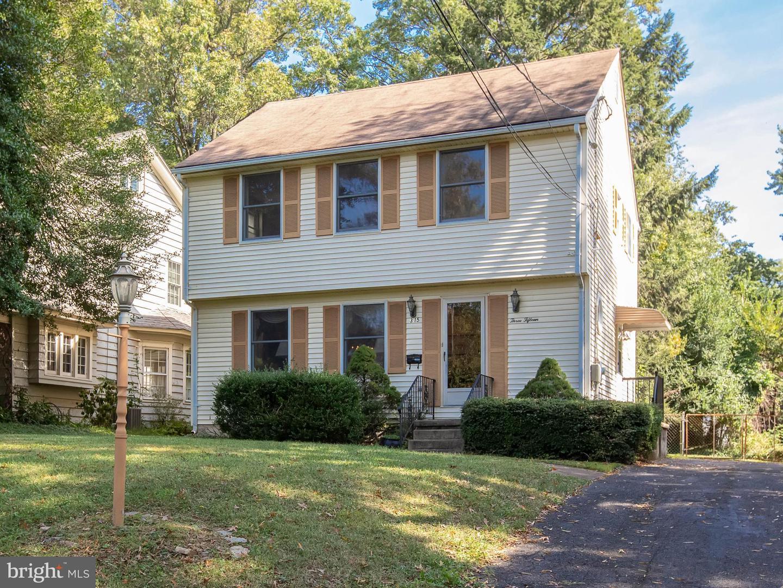 Single Family Homes vì Bán tại Haddon Heights, New Jersey 08035 Hoa Kỳ
