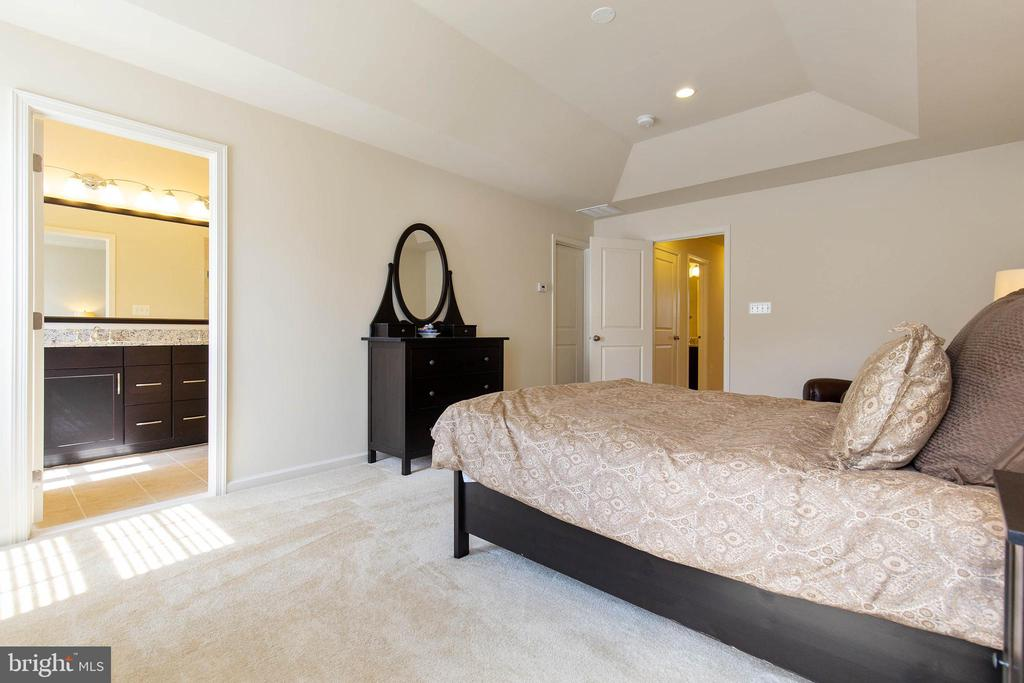 Large master bedroom - 43005 ATOKA MANOR TER, ASHBURN