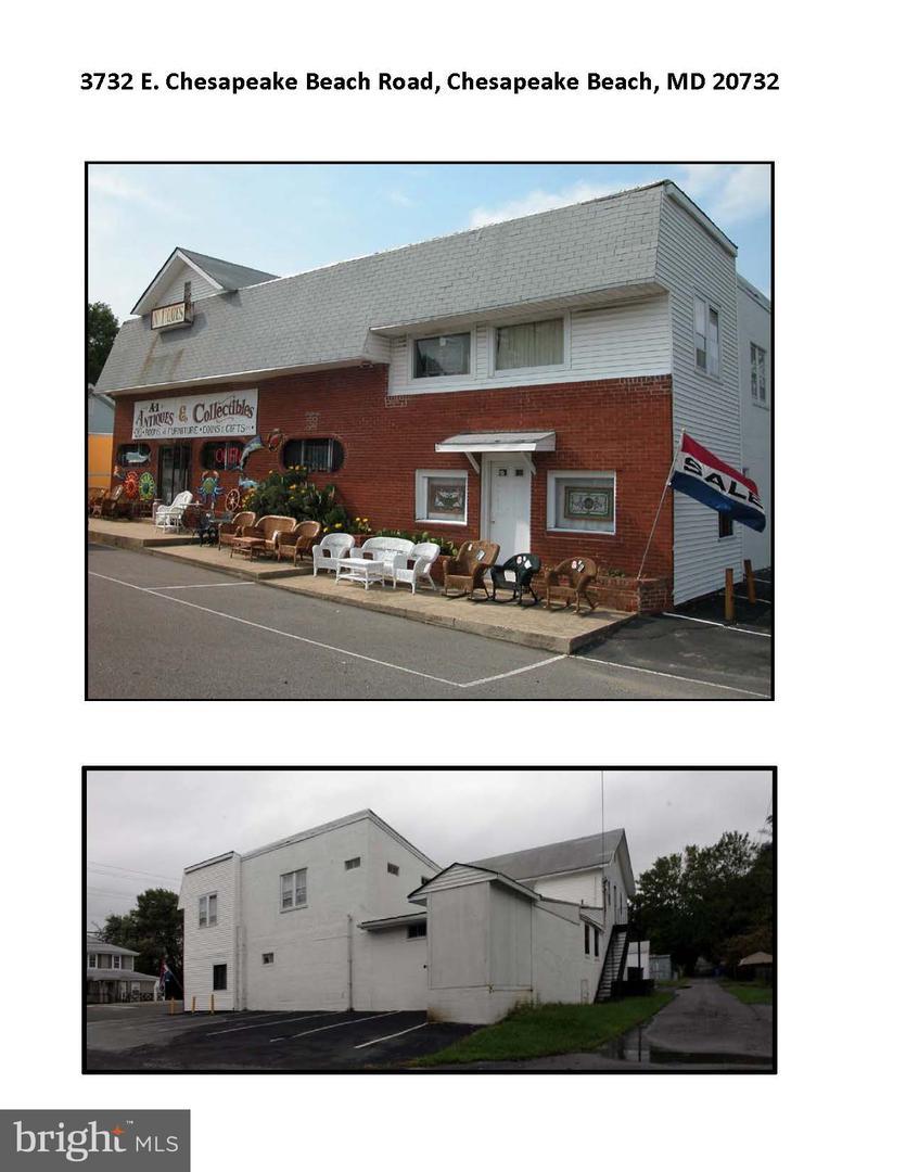 Vente au détail pour l Vente à Chesapeake Beach, Maryland 20732 États-Unis